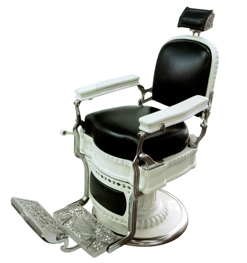 Koken Hydraulic Barber Chair